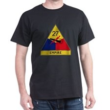 27th Armored Division - Empire T-Shirt