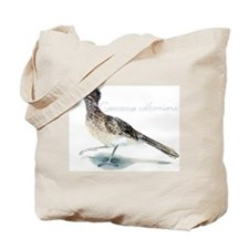 desert roadrunner Tote Bag