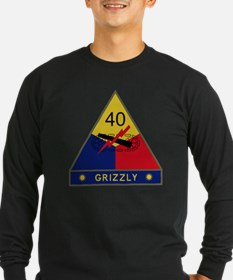 40th Armored Division - G T