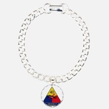 40th Armored Division -  Bracelet