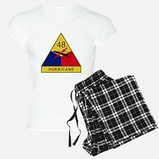 48th Armored Division - Hur Pajamas