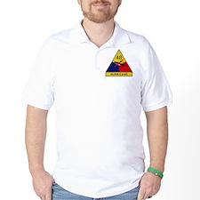 48th Armored Division - Hurricane T-Shirt