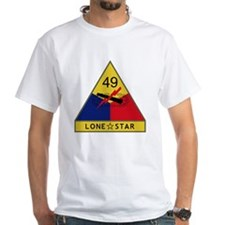 49th Armored Division - Lone Star Shirt