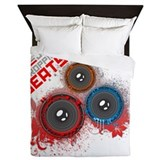 Graffiti Queen Duvet Covers