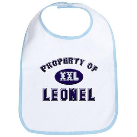 Property of leonel Bib