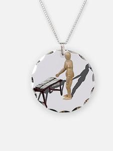 PlayingMarimbas121210 Necklace