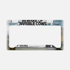 COWS License Plate Holder