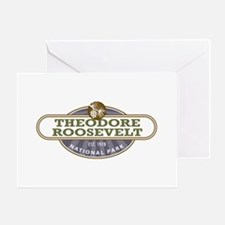 Theodore Roosevelt National Park Greeting Cards