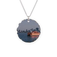 (2) Staten Island Ferry Necklace