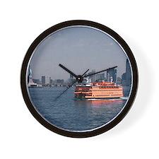 (2) Staten Island Ferry Wall Clock