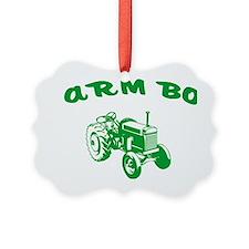 farm boy Ornament