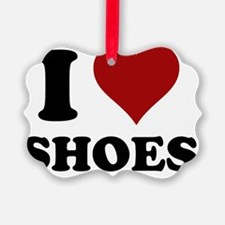 iheartshoes Ornament