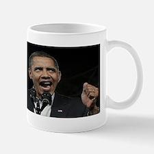 DangerBumperSticker Mug