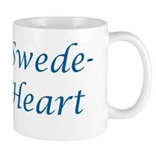 SwedeHeart3 Small Mug