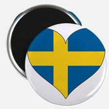 Heart-Plain Magnet