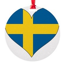 Heart-Plain Ornament