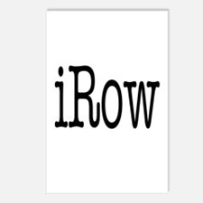 iRow big Postcards (Package of 8)