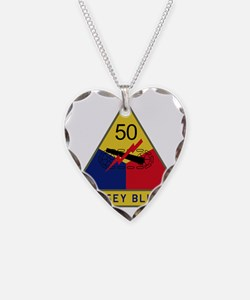 50th Armored Division - Jerse Necklace