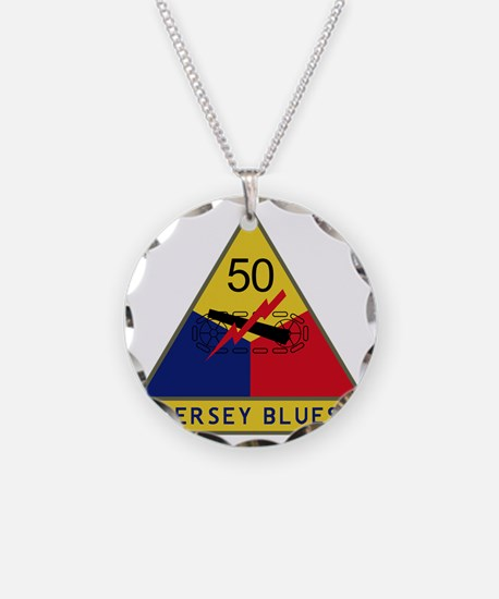50th Armored Division - Jers Necklace