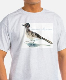 desert roadrunner Ash Grey T-Shirt