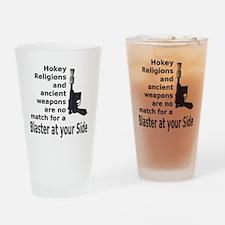 soloblaster Drinking Glass