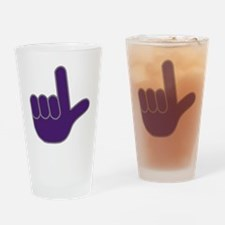Loser Hand.gif Drinking Glass