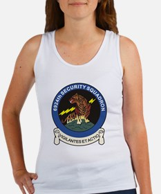 6924th Security Squadron Women's Tank Top