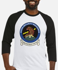 6924th Security Squadron Baseball Jersey