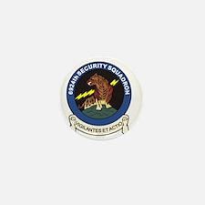 6924th Security Squadron Mini Button