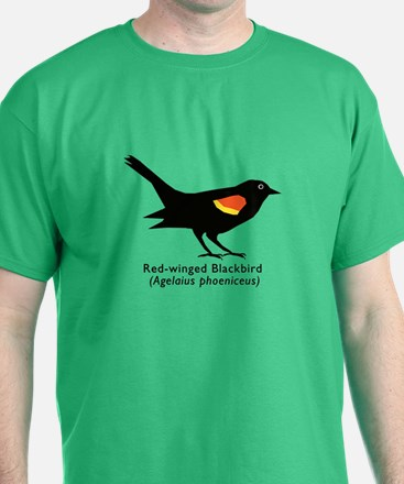 red-winged blackbird T-Shirt