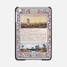 Lords Prayer Psalm 23 1880 iPad Mini Case