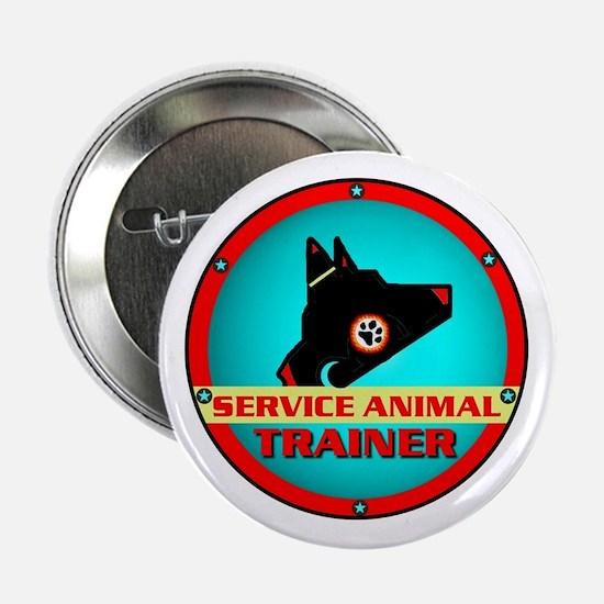 Service Animal Trainer, Button