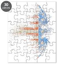 PATRIOTIC EAGLE 78 TRANS Puzzle