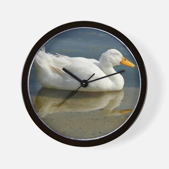 duck Wall Clock