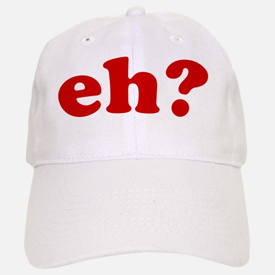 Eh BB Red Baseball Baseball Cap