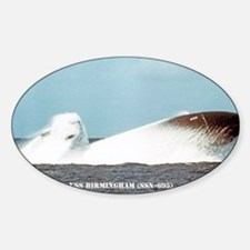 birmingham sticker Sticker (Oval)