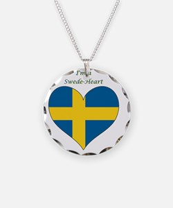 SwedeHeart-sq Necklace