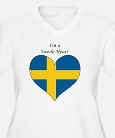 SwedeHeart-sq T-Shirt