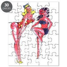 BATHING BEAUTIES TATTOO 83 Puzzle