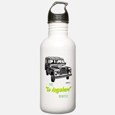 land-rover-series-go-a Water Bottle