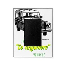 land-rover-series-go-anywhere Picture Frame
