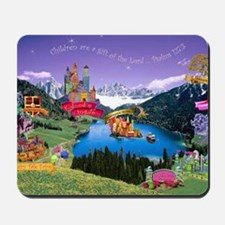 Large Poster Size Mousepad
