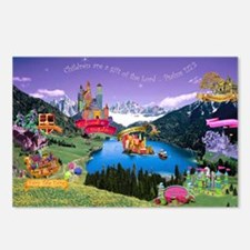 Large Poster Size Postcards (Package of 8)