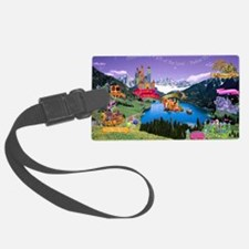 Large Poster Size Luggage Tag