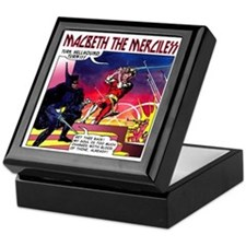 Macbeth_3 Keepsake Box