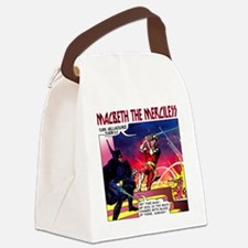Macbeth_3 Canvas Lunch Bag