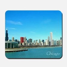 Chicago from the Museums Mousepad