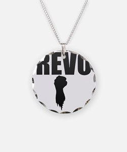 Revo Fist Necklace