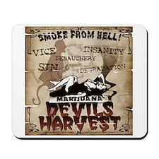 Devil's Harvest Mousepad