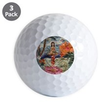 HawaiiiPhone4Slip Golf Ball